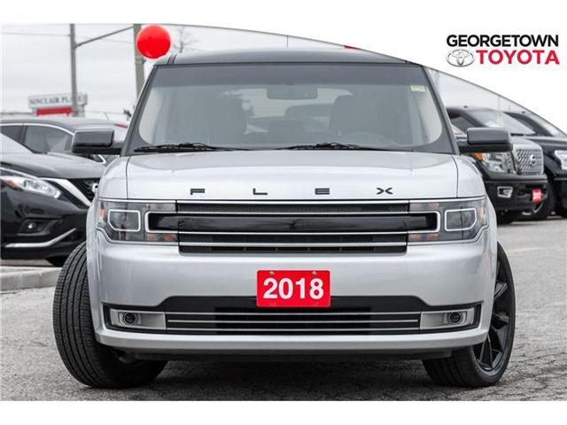 2018 Ford Flex Limited (Stk: 18-00244) in Georgetown - Image 2 of 22