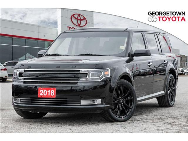 2018 Ford Flex Limited (Stk: 18-02249) in Georgetown - Image 1 of 21