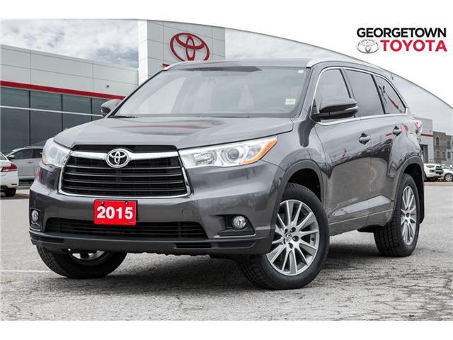 2015 Toyota Highlander  (Stk: 15-08958) in Georgetown - Image 1 of 21