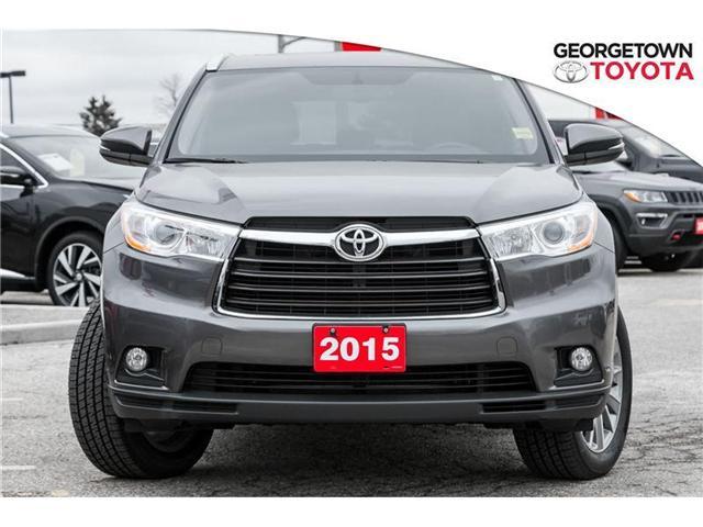 2015 Toyota Highlander  (Stk: 15-08958) in Georgetown - Image 2 of 21