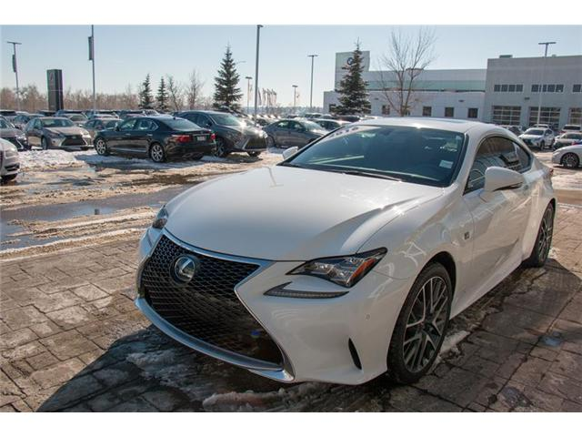 2016 Lexus RC 350 Base (Stk: 3771A) in Calgary - Image 2 of 14
