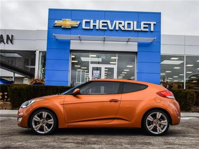 2013 Hyundai Veloster  (Stk: WN144577) in Scarborough - Image 2 of 21