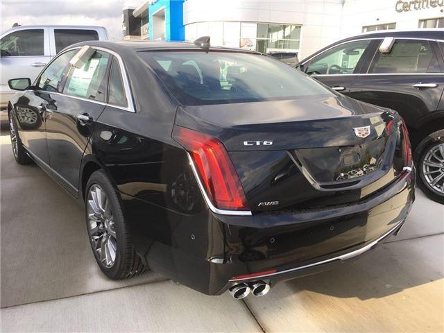 2018 Cadillac CT6 3.0L Twin Turbo Luxury (Stk: 80045) in London - Image 2 of 5