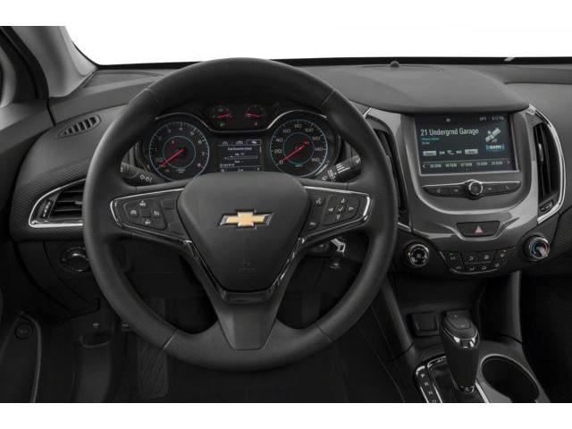 2018 Chevrolet Cruze LT Auto (Stk: C8J107T) in Mississauga - Image 4 of 9