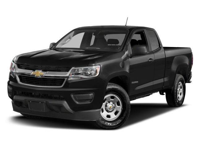 2018 Chevrolet Colorado WT (Stk: T8K069) in Mississauga - Image 1 of 9