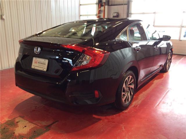2018 Honda Civic SE (Stk: H5793) in Sault Ste. Marie - Image 5 of 6