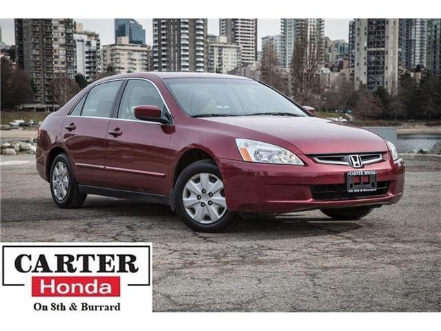 2004 Honda Accord LX-G (Stk: 3J07381A) in Vancouver - Image 1 of 24