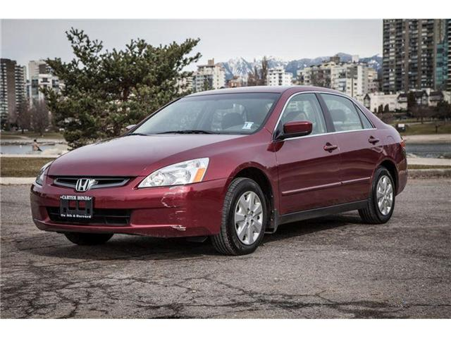 2004 Honda Accord LX-G (Stk: 3J07381A) in Vancouver - Image 2 of 24