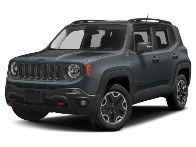 2018 Jeep Renegade Trailhawk (Stk: JPG85800) in Mississauga - Image 1 of 9