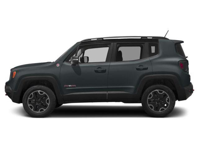2018 Jeep Renegade Trailhawk (Stk: JPG85800) in Mississauga - Image 2 of 9