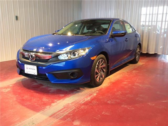 2018 Honda Civic EX (Stk: H5697) in Sault Ste. Marie - Image 2 of 5