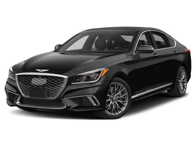 2018 Genesis G80 3.3T Sport (Stk: G18009) in Ajax - Image 1 of 1