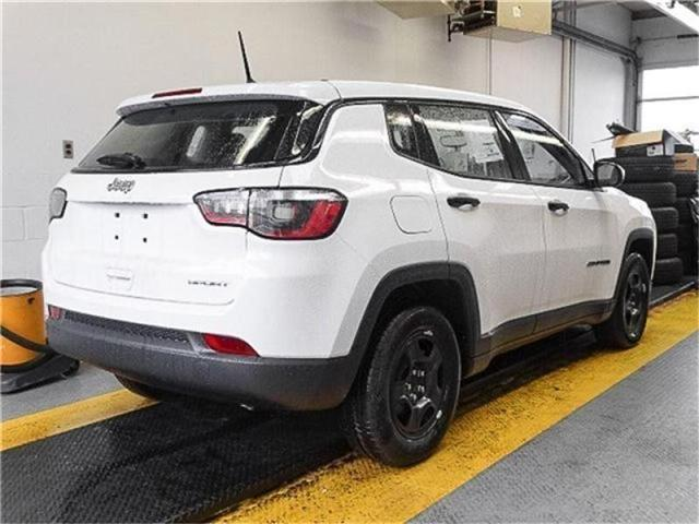 2018 Jeep Compass Sport (Stk: 4179850) in Burnaby - Image 2 of 6