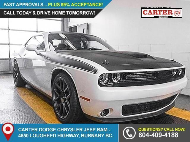 2018 Dodge Challenger R/T (Stk: Q779080) in Burnaby - Image 1 of 7