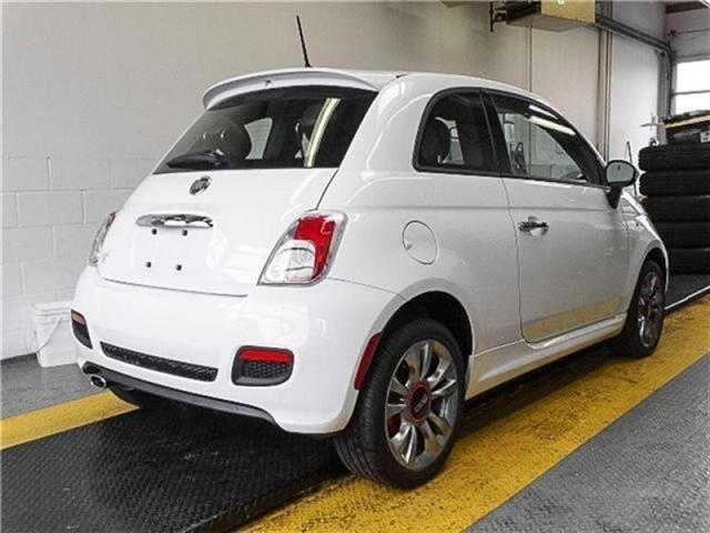 2016 Fiat 500 Sport (Stk: 9-5726-0) in Burnaby - Image 2 of 22