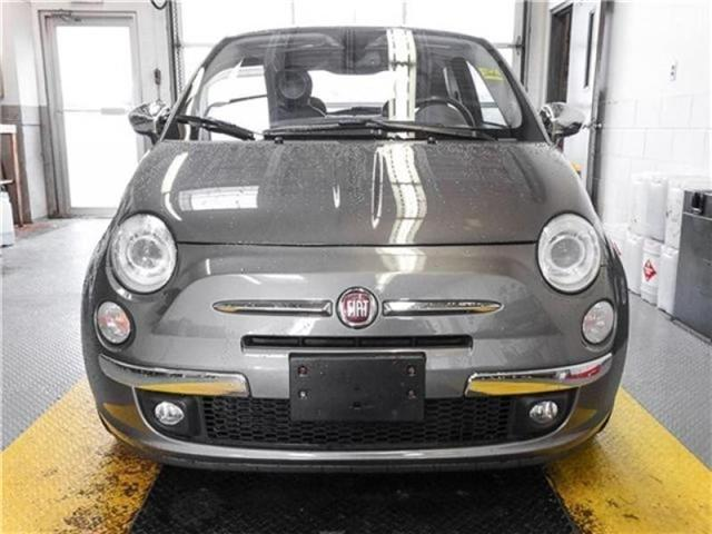 2012 Fiat 500 Lounge (Stk: 9-5745-0) in Burnaby - Image 2 of 24
