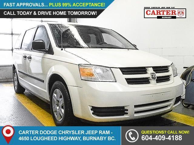 2010 Dodge Grand Caravan SE (Stk: M825661) in Burnaby - Image 1 of 22