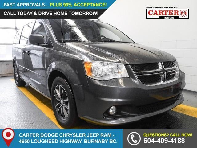 2017 Dodge Grand Caravan CVP/SXT (Stk: 9-5803-0) in Burnaby - Image 1 of 26