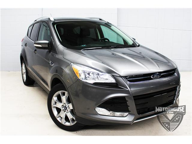2014 Ford Escape Titanium (Stk: 1676) in Carleton Place - Image 1 of 40