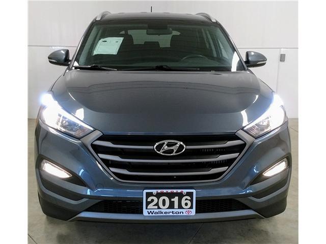 2016 Hyundai Tucson Premium 1.6 (Stk: L8004) in Walkterton - Image 2 of 30