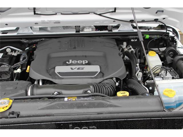 2018 Jeep Wrangler JK Unlimited Sport (Stk: L870873) in Courtenay - Image 10 of 30