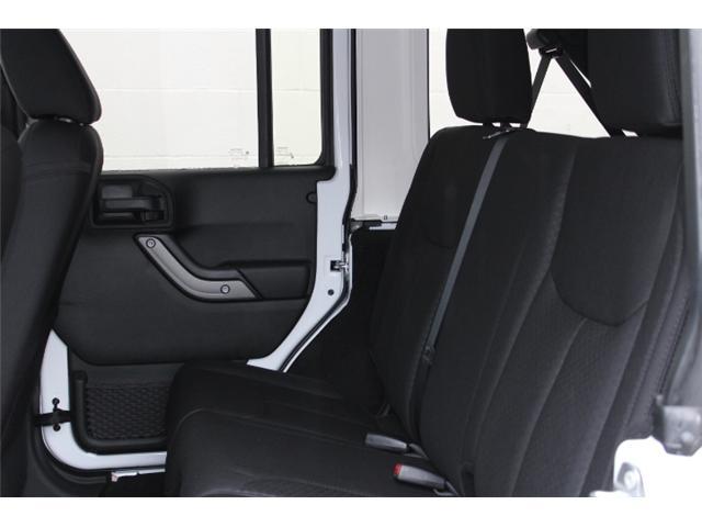 2018 Jeep Wrangler JK Unlimited Sport (Stk: L870873) in Courtenay - Image 13 of 30