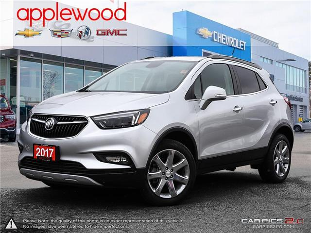 2017 Buick Encore Essence (Stk: 8409A) in Mississauga - Image 1 of 27