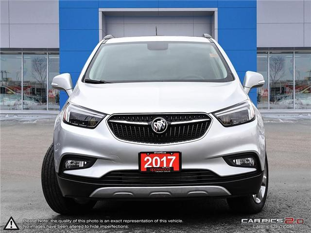 2017 Buick Encore Essence (Stk: 8409A) in Mississauga - Image 2 of 27