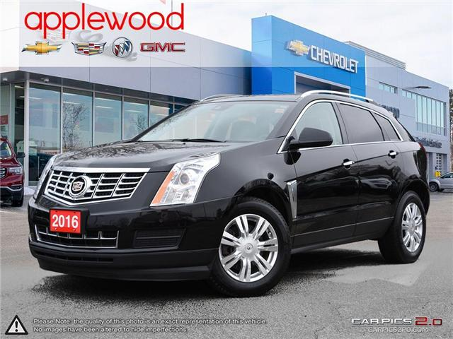 2016 Cadillac SRX Luxury Collection (Stk: 257P) in Mississauga - Image 1 of 27