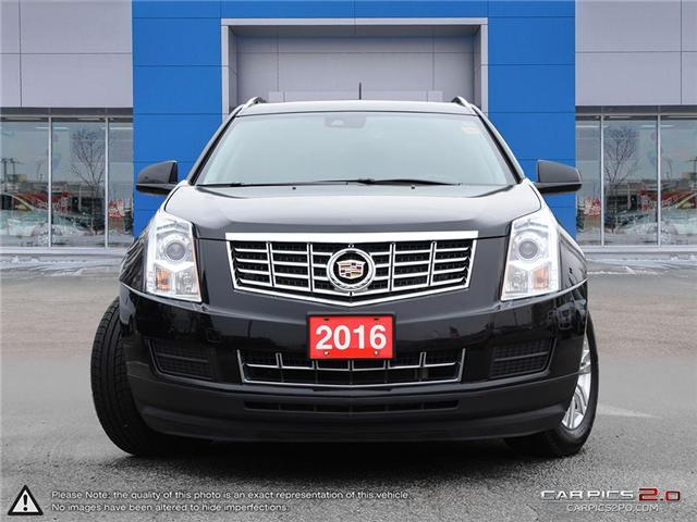 2016 Cadillac SRX Luxury Collection (Stk: 257P) in Mississauga - Image 2 of 27