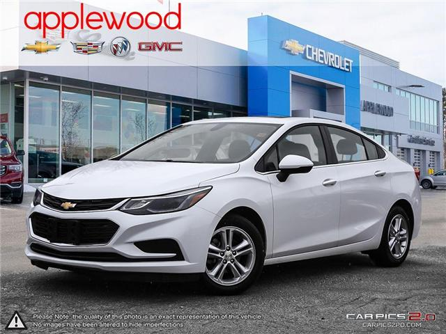 2017 Chevrolet Cruze LT Auto (Stk: 4269A) in Mississauga - Image 1 of 27