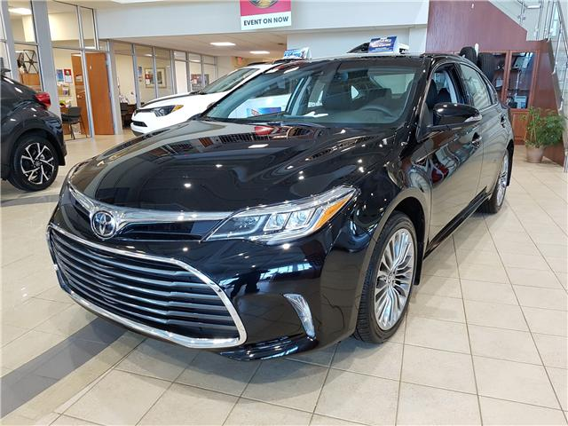 2018 Toyota Avalon Limited (Stk: 180145) in Kitchener - Image 1 of 3