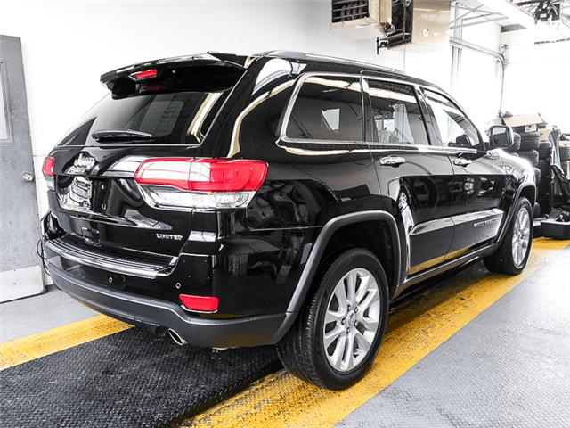 2017 Jeep Grand Cherokee Limited (Stk: X-5822-0) in Burnaby - Image 2 of 24