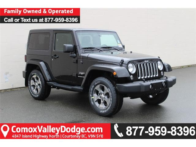 2018 Jeep Wrangler JK Sahara (Stk: L870682) in Courtenay - Image 1 of 26