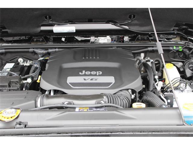 2018 Jeep Wrangler JK Sahara (Stk: L870682) in Courtenay - Image 10 of 26