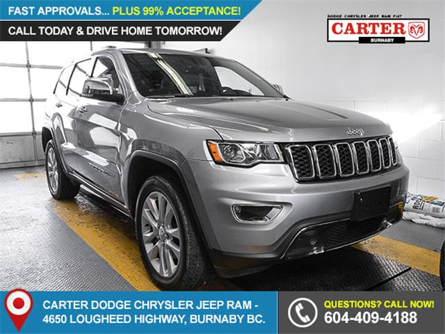2017 Jeep Grand Cherokee Limited (Stk: X-5824-0) in Burnaby - Image 1 of 23