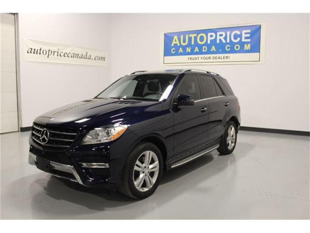 2015 Mercedes-Benz M-Class Base (Stk: W9370) in Mississauga - Image 2 of 20
