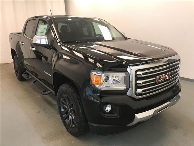 2018 GMC Canyon SLT (Stk: 190673) in Lethbridge - Image 2 of 19