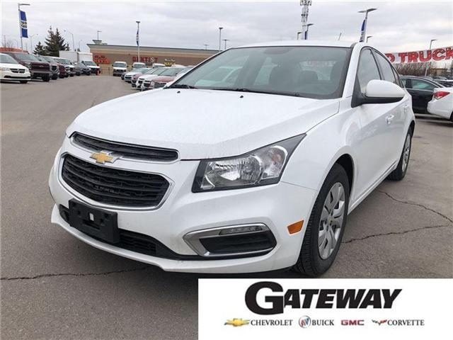 2016 Chevrolet Cruze 1LT|REMOTE START|BACK UP CAM|BLUETOOTH| (Stk: PL16702) in BRAMPTON - Image 1 of 16