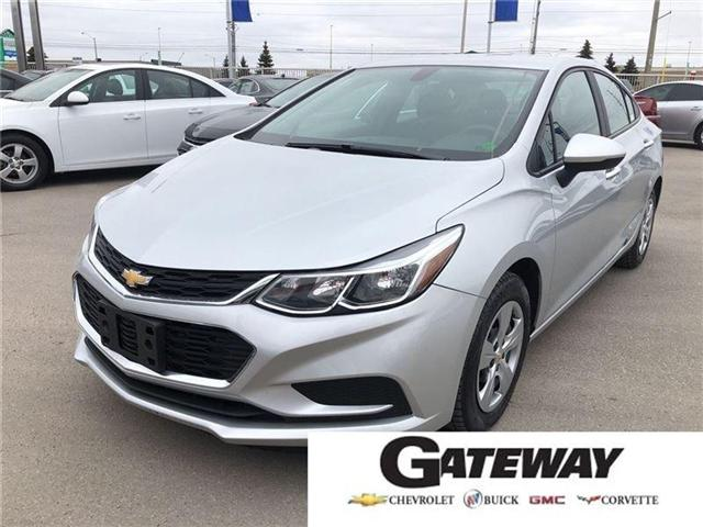 2016 Chevrolet Cruze LS|AUTO|BLUETOOTH|KEY LESS ENT| (Stk: PA16651A) in BRAMPTON - Image 1 of 16