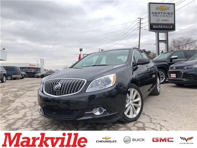 2014 Buick Verano ONE-OWNER TRADE- NAVI- GM CERTIFIED PRE-OWNED (Stk: P6167) in Markham - Image 1 of 22