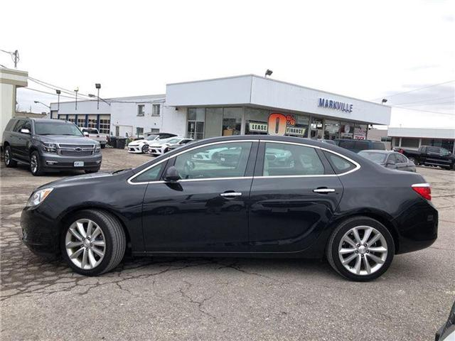 2014 Buick Verano ONE-OWNER TRADE- NAVI- GM CERTIFIED PRE-OWNED (Stk: P6167) in Markham - Image 2 of 22