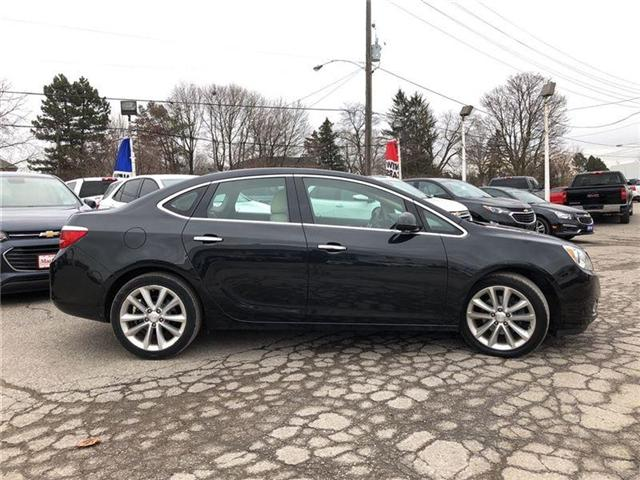 2014 Buick Verano ONE-OWNER TRADE- NAVI- GM CERTIFIED PRE-OWNED (Stk: P6167) in Markham - Image 6 of 22