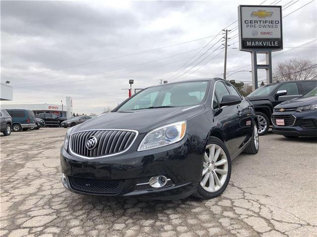 2014 Buick Verano ONE-OWNER TRADE- NAVI- GM CERTIFIED PRE-OWNED (Stk: P6167) in Markham - Image 9 of 22
