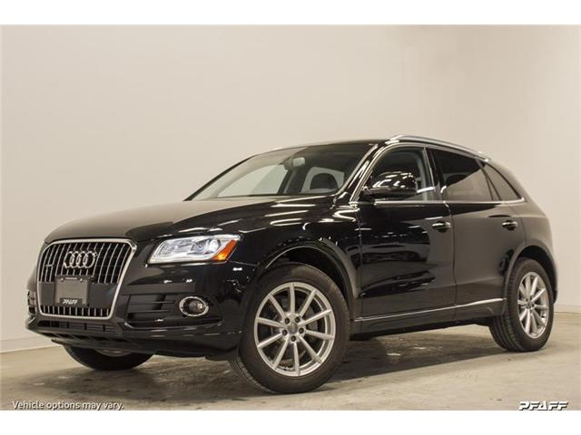 2016 Audi Q5 3.0 TDI Progressiv (Stk: T9662) in Vaughan - Image 1 of 7