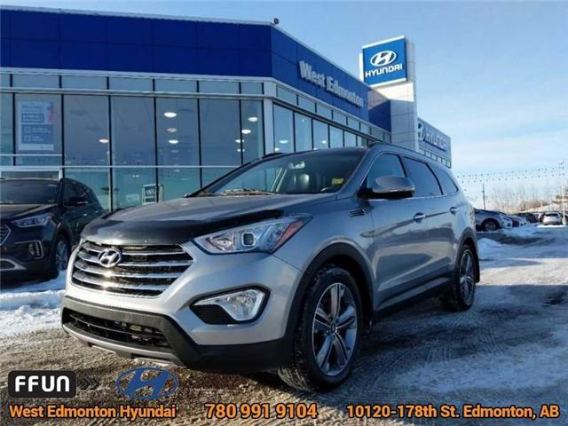 2013 Hyundai Santa Fe XL Limited (Stk: 84416A) in Edmonton - Image 1 of 29