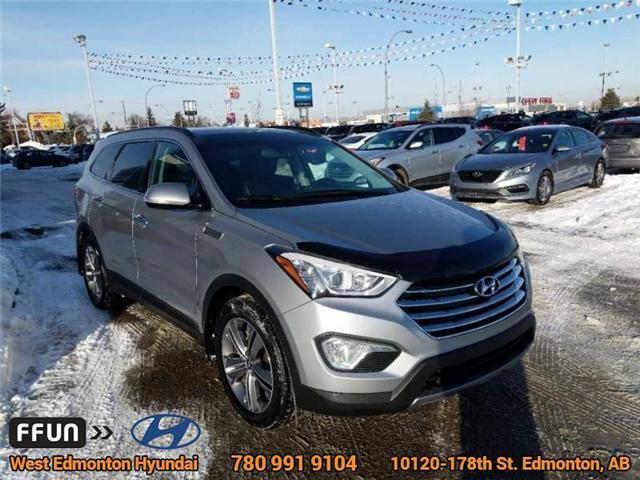 2013 Hyundai Santa Fe XL Limited (Stk: 84416A) in Edmonton - Image 4 of 29