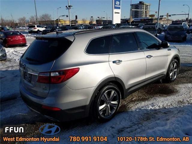 2013 Hyundai Santa Fe XL Limited (Stk: 84416A) in Edmonton - Image 6 of 29