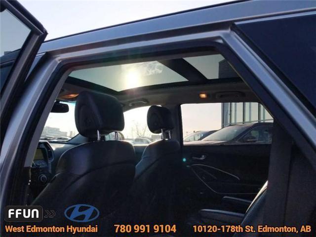 2013 Hyundai Santa Fe XL Limited (Stk: 84416A) in Edmonton - Image 18 of 29