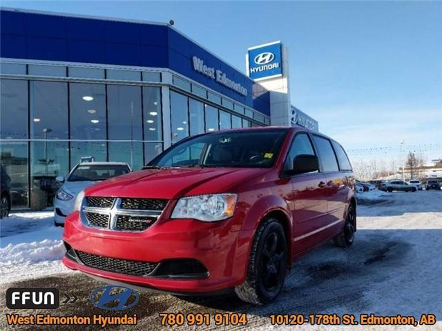 2013 Dodge Grand Caravan SE/SXT (Stk: 84542AA) in Edmonton - Image 1 of 23